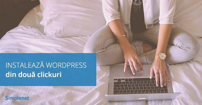 simplenet-instalare-wordpress